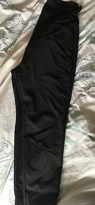 Size 16 Black Work Trousers, Maternity