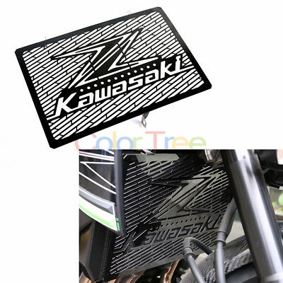 Motorcycle Radiator Grille Guard Cover Protector For Kawasaki Z750 2007-2015 08