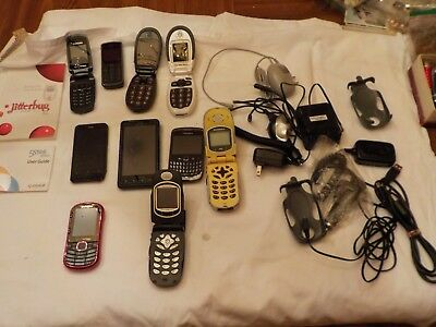 Cell Phone Lot For Parts Or Repairs