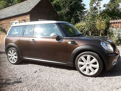 Mini Mini Cooper Clubman Estate 1.6 petrol