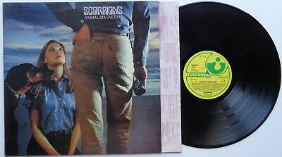 244	Scorpions	Animal Magnetism	(1 C 064-45 933)	German LP + OIS, harvest 1980