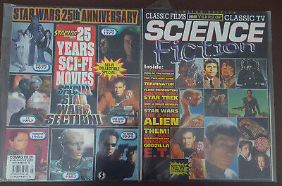 Starlog Presents - 25 Years Of Sci-Fi Movies, & 100 Years Of Science Fiction,