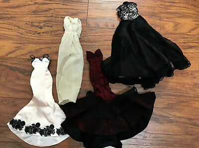 Integrity Toys Fashion Royalty Outfit Lot