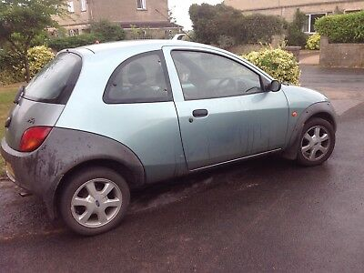 Ford Ka For Parts Or Repair