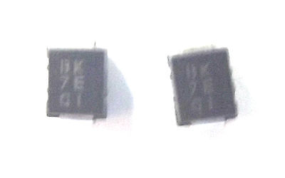 SMBJ14CA Marked BK  Diode TVS Single Bi-Directional  14V 600W 2-Pin SMB x5pcs