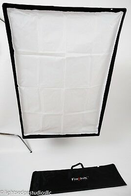 "Fotodiox Pro Softbox 32x48"" with Bowens Mount Speedring - used, excellent shape"