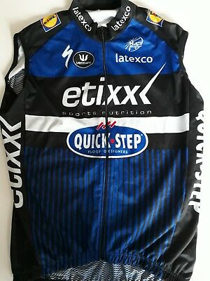 Team Etixx Quickstep Windweste Wind Vest