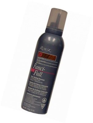 Roux Fanci Full Color Styling Mousse 6 Oz All Colors Available