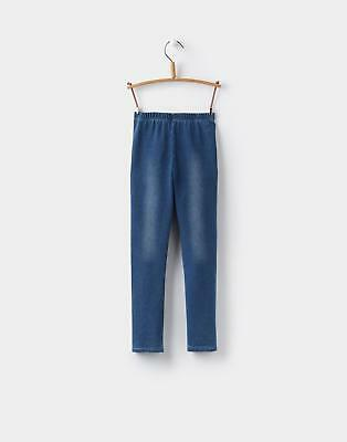 Joules Minnie Denim style Leggings in DENIM sizes in months