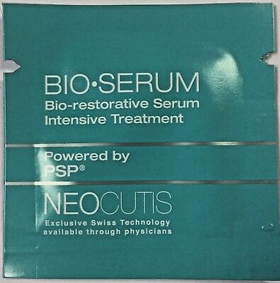 4X Neocutis Bioserum Bio-Restorative Serum Intensive Treatment travel samples
