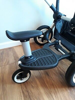 Bugaboo Comfort Wheeled Buggy Board with seat complete with original box