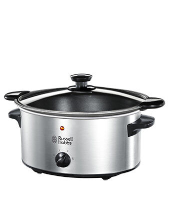 Russell Hobbs 22740-56 22740-56 3.5L Black,Silver slow cooker Searing Slow