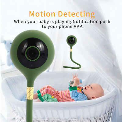 Wireless Baby Monitor WIFI Baby Monitor Temperature Sensing Pet Care IP Camera