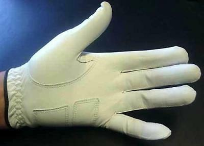 Golf Handschuh GOOMER Leder          Glove Leather        vom PGA Pro