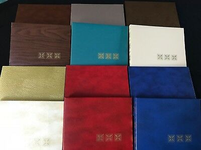 Ben Parker Photo Album & Sleeve~Many Beautiful Colors Available~Your Choice