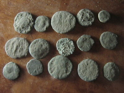 Ancient roman coins lot 25