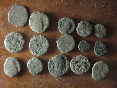 Ancient roman coins lot 26