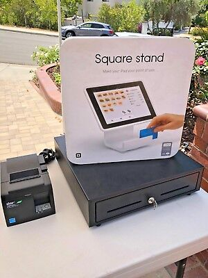 Square Complete Register Bundle iPad INCLUDED