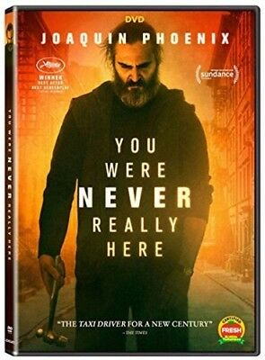 You Were Never Really Here [New DVD]