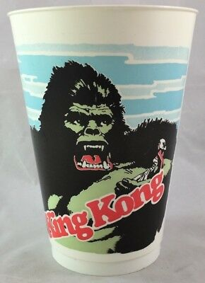 Vintage 7 Eleven Collector Cup 1976 King Kong