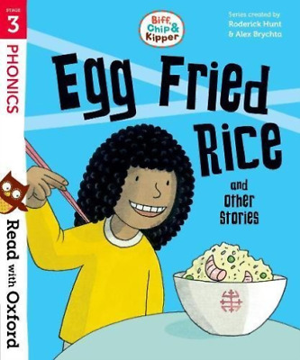 Hunt, Roderick-Read With Oxford: Stage 3: Biff, Chip And Kipper: Egg Fr BOOK NEW