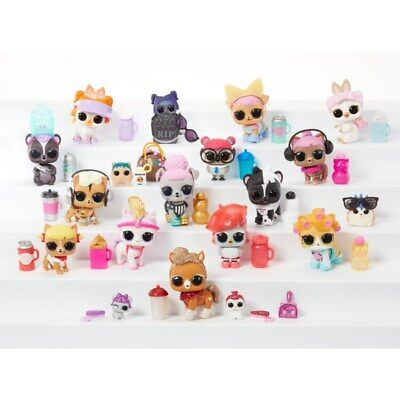 Lol Surprise Pets Series 4 Eye Spy Wave 1 Choose Pick 1 Doll L.O.L NEW