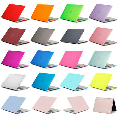 "Matte Hard Shell Case Cover Skin for MacBook Pro 13""/15 Air 11/13 Retina 12 inch"
