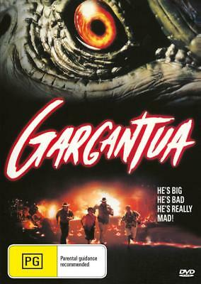 Gargantua - Adam Baldwin - Dvd - Free Local Post