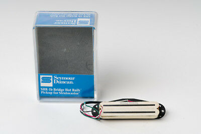 Seymour Duncan SHR-1b Bridge Hot Rails Pickup for Stratocaster
