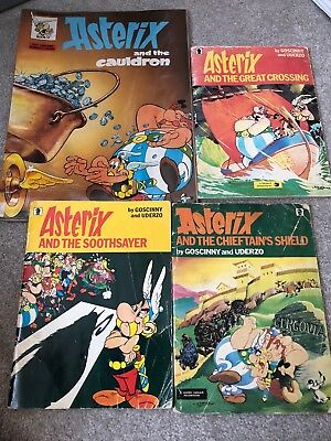 asterix books collection