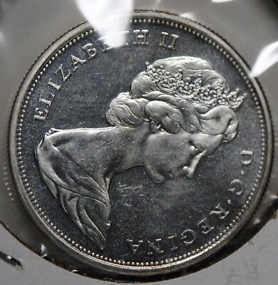 Canada Coins 1966 Fifty Cents