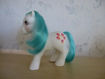My little Pony Mein kleines Pony G1 Cupcake Non so soft