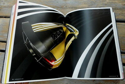 Lamborghini Magazine 1/2009 issue #6 Why Not? Giuliano Pizzi; LP560-4; 170 pages