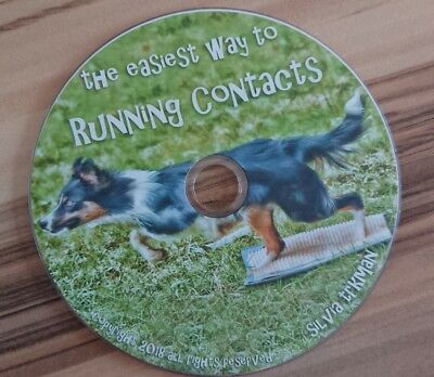 Agility DVD - The easiest way to running contacts - Silvia Trkman - RC Training