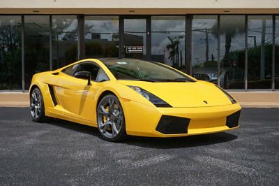 Lamborghini Gallardo SE 2006 LAMBORGHINI GALLARDO SE #34 OF 250 LESS THAN 300 MILES
