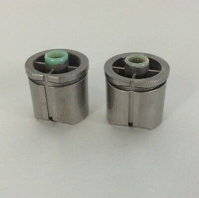 Record Mic line knobs for a vintage sharp RT-1144 cassette tape deck
