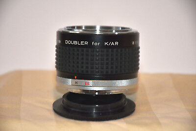 Konica 2X teleconverter by Tokina doubler for  SLR Cameras - Near MINT