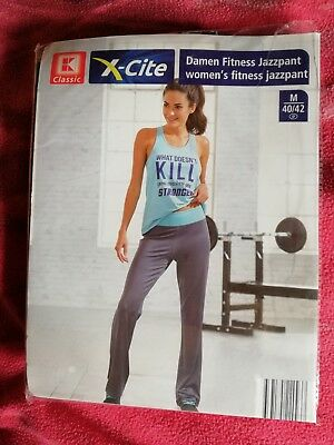 Damen Fitness Jazzpant Gr. M 40/42 in OVP