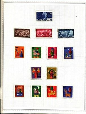 Great Britain Lot of 68 Stamps Collection on Minkus Album Pages
