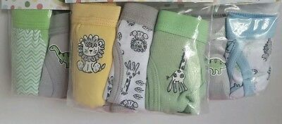 Little Me Toddler Boys' 3-Pack Briefs 9 Lots of 2T/3T/4T Green/Blue New with Tag