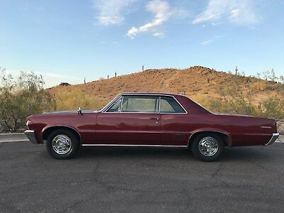 1964 Pontiac Le Mans  1964 LeMans factory 4 speed