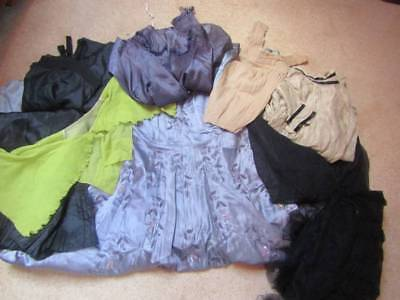 Job Lot of Antique Vintage Clothing-All A/F