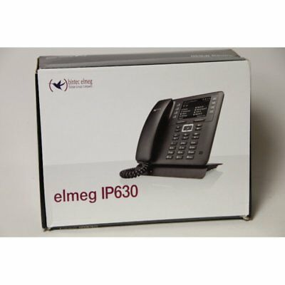 NEU Bintec Elmeg IP630 VOIP IP SIP DIGIBOX Hybrid Telefon ALL-IP