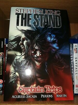 THE STAND Captain Trips RARE MARVEL STEPHEN KING GRAPHIC NOVEL