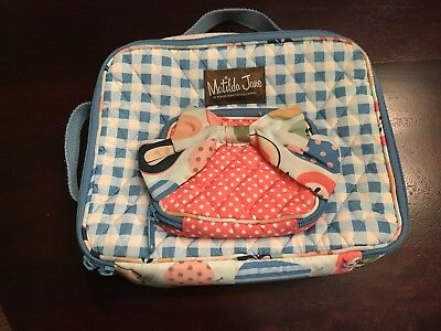 Matilda Jane Lunch Box EUC