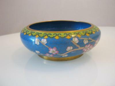 Stunning Chinese Cloisonne Bowl