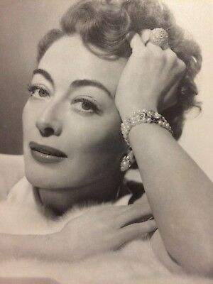 Joan Crawford Unique Photographs