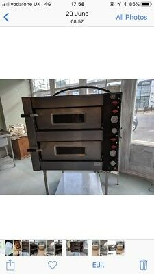 Stainless Steel Pizza Oven