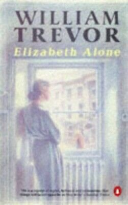 Elizabeth Alone by Trevor, William Paperback Book The Cheap Fast Free Post