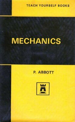 Mechanics (Teach Yourself) by Abbott, P. Hardback Book The Cheap Fast Free Post